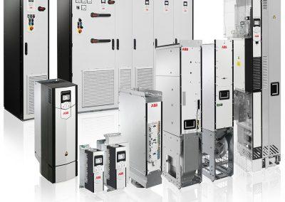 Frequenzumrichter ACS880 family