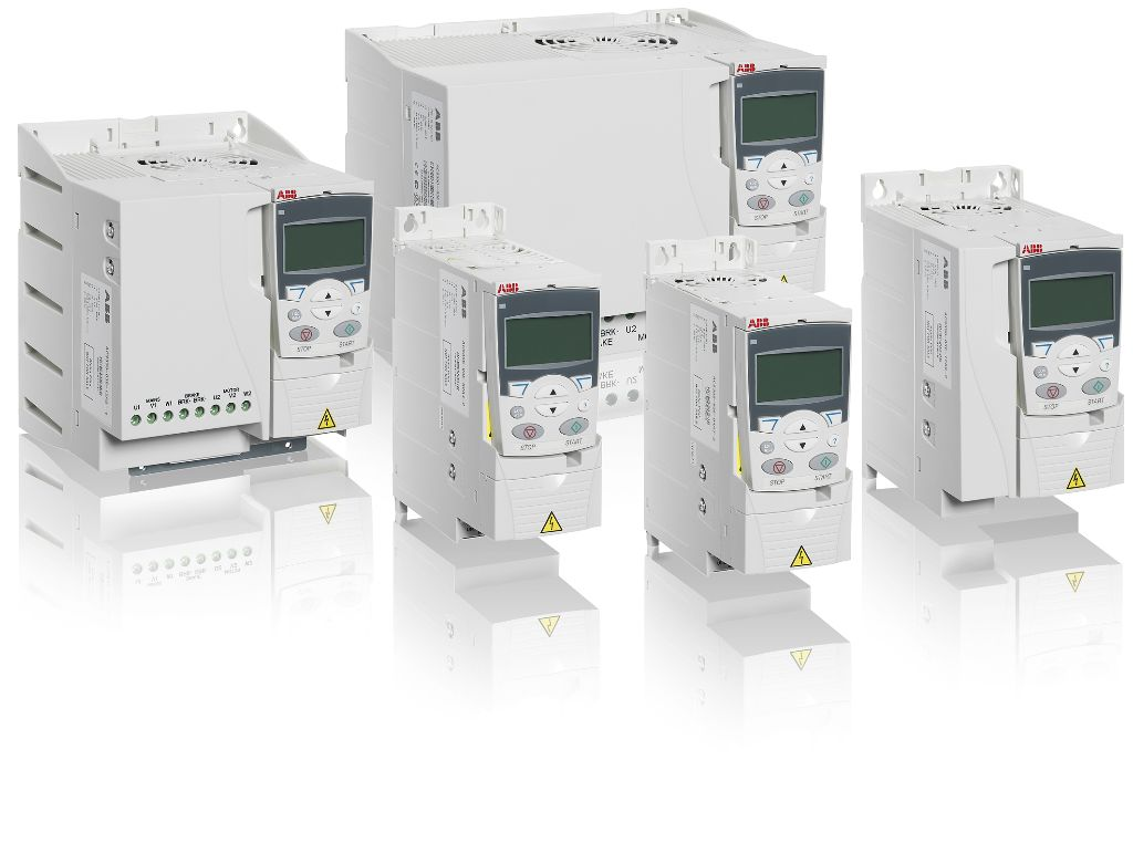 Frequenzumrichter ACS355 family