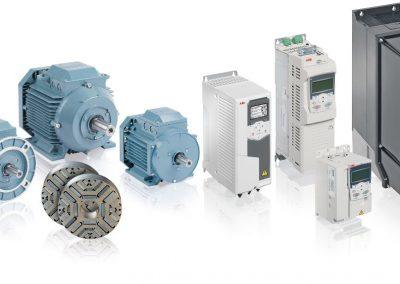 IE5 Motoren und Frequenzumrichter