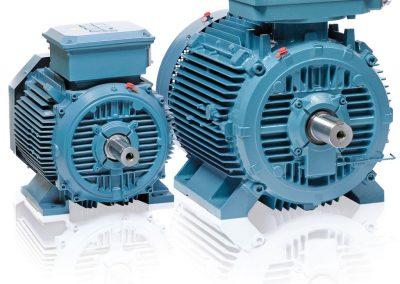 Synchron Reluktanz Motoren