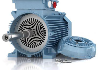 Synchron Reluktanz Motor